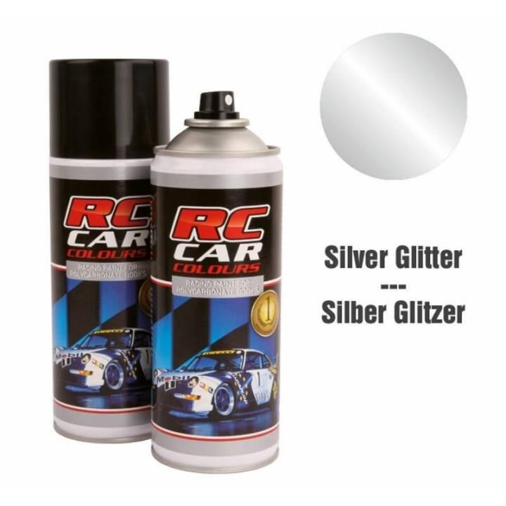 GHIANT RC CAR, Silver Glitter, 150 ml