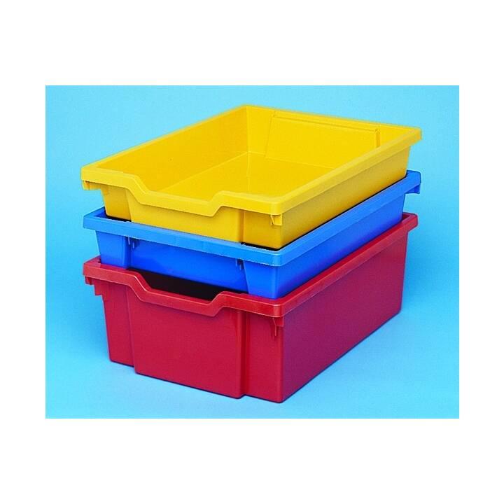 OPO Inserti a scoletta Typ F1 yellow (7.5 cm x 31.2 cm x 42.7 cm)