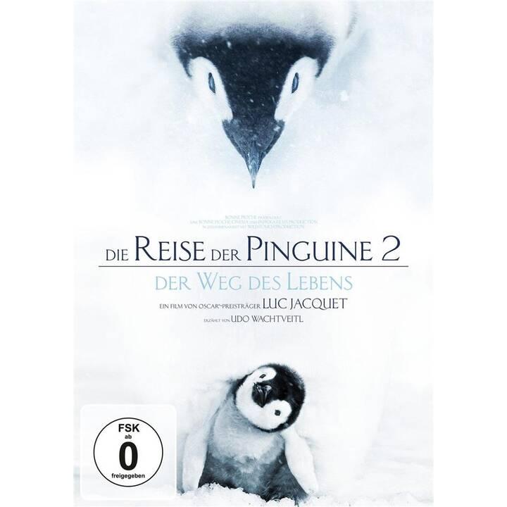 Die Reise der Pinguine 2 - Der Weg des Lebens (DE, FR)