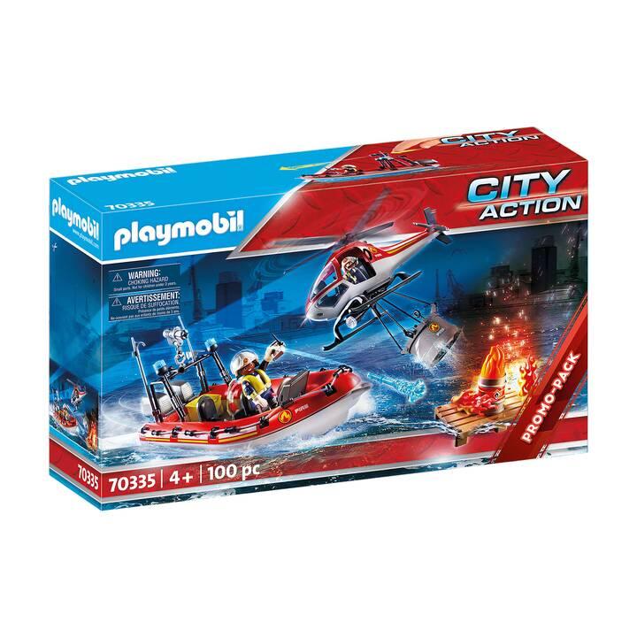 PLAYMOBIL City Action Missione antincendio (70335)