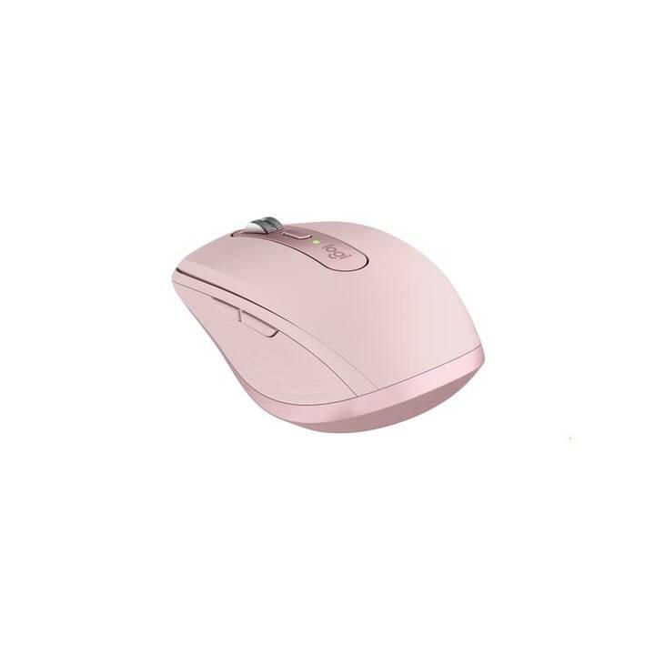 LOGITECH MX Anywhere 3 Maus (USB, Desktop, Notebook)