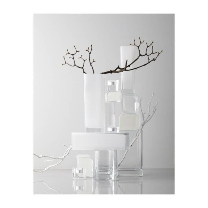 LEONARDO Vaso Lucca 30 x 11 cm Bianco