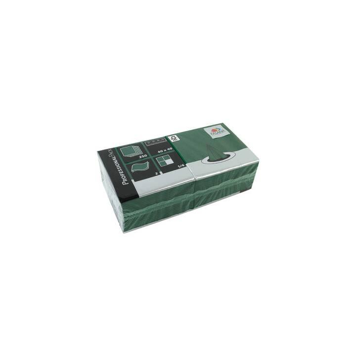 FASANA Papierserviette (250 Stk, Einfarbig)