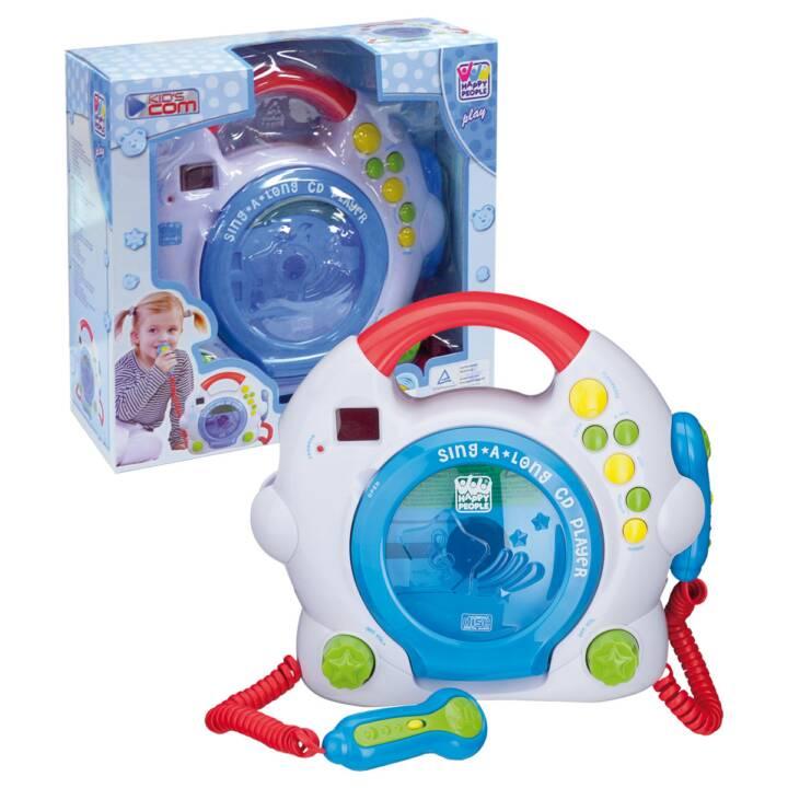 HAPPY PEOPLE Lecteur audio pour enfants CD Player