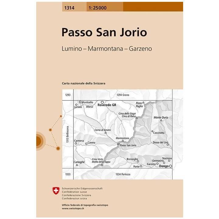 Passo San Jorio