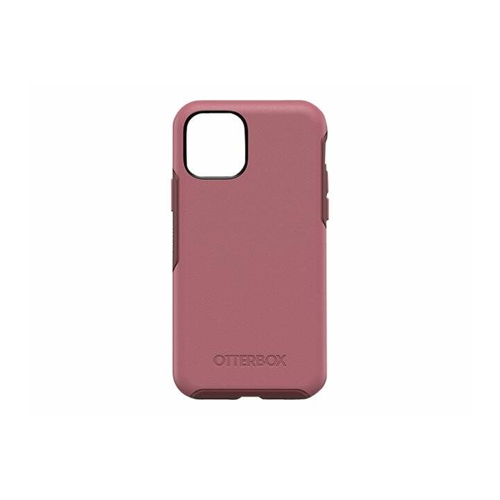 OTTERBOX Backcover Symmetry (iPhone 11 Pro, Rosa)