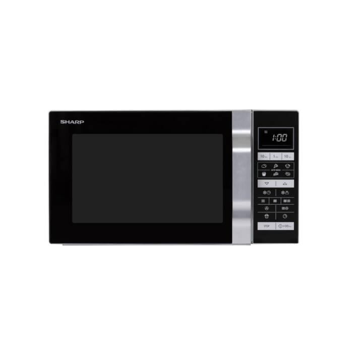 SHARP Home Appliances R860S Kombi-Mikrowelle