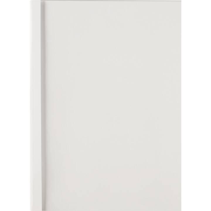 GBC Coperchi per attacchi termici (Bianco, Transparente)