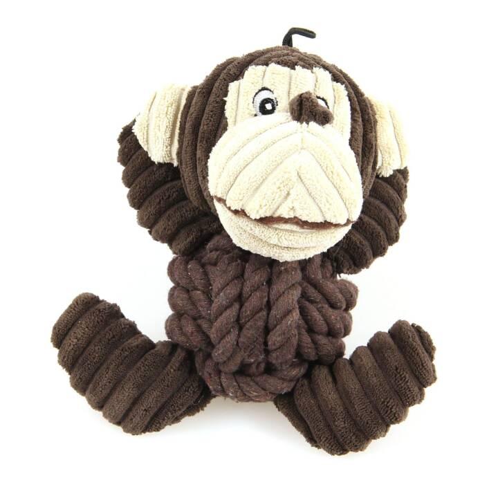 SWISSPET Peluche Knoti Monkey (17 cm)