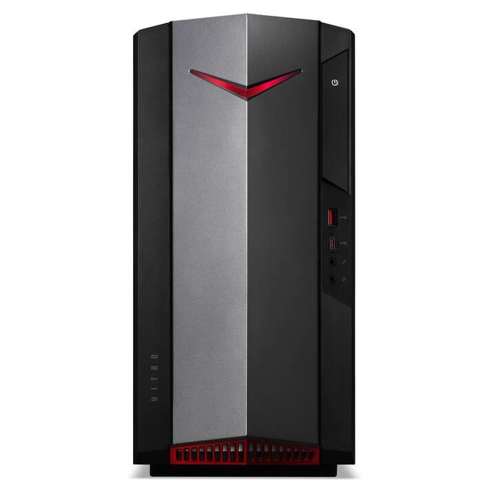 ACER Nitro 50 (N50-610) (Intel Core i7 10700, 32 GB, 1024 GB SSD, 2000 GB HDD)