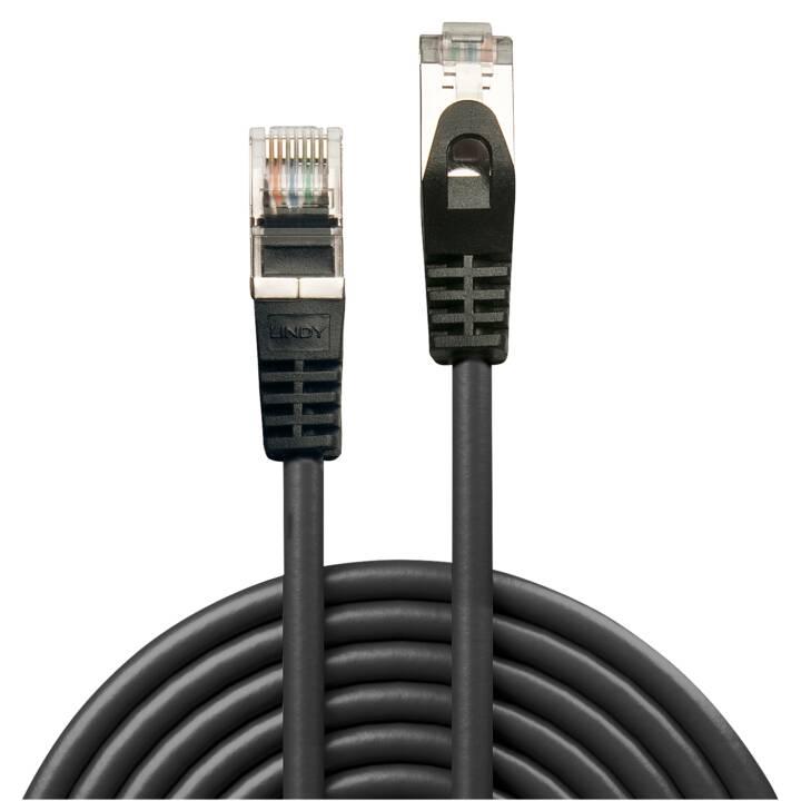 LINDY 48382 Patch-Kabel 2 m Black