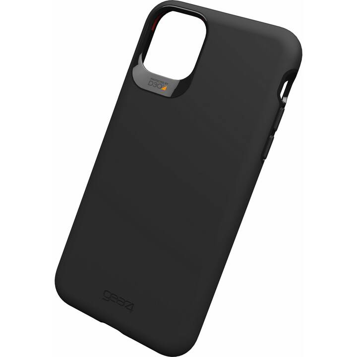 GEAR4 Backcover D3O Holborn (iPhone 11 Pro Max, Schwarz)