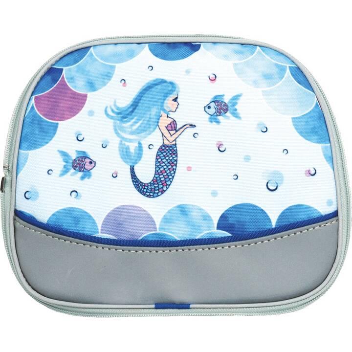 FUNKI Set Mermaid (28 l, Blu chiaro, Porpora, Blu)