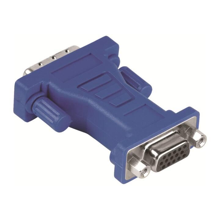 HAMA 00045073 Adaptateur (Prise VGA, Fiche DVI)