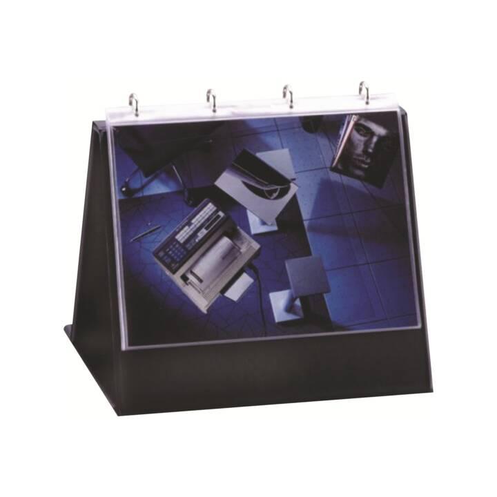 DURABLE Table Flipcharts A4 paysage noir