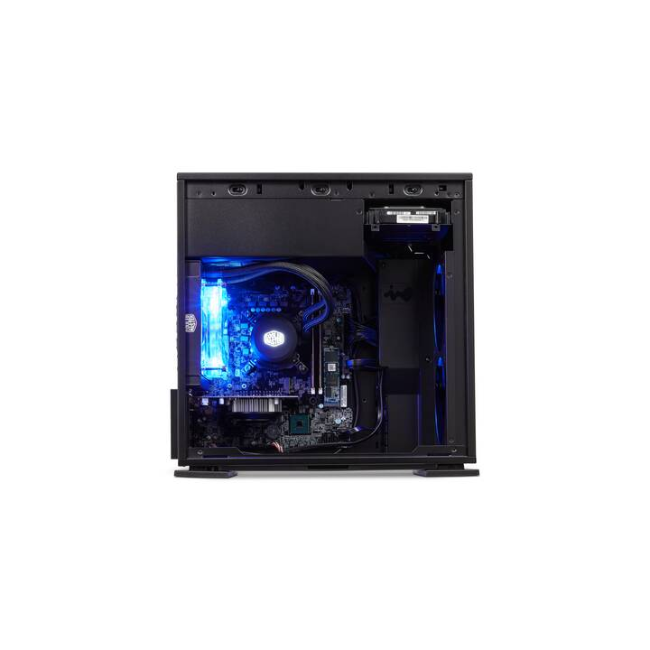 ERAZER Engineer X10 (MD34797) (Intel Core i7 10700F, 32 GB, 1 TB SSD, 2 To HDD)