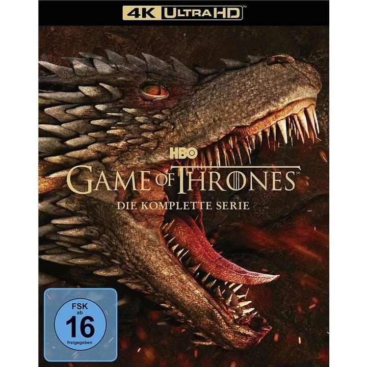Game of Thrones - Die komplette Serie (4K Ultra HD, DE, EN)