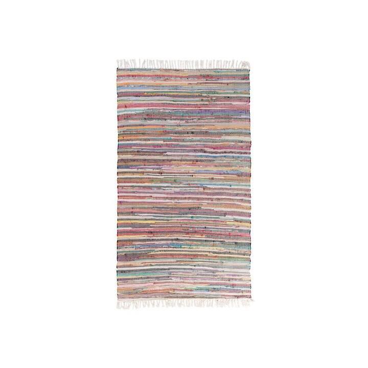 BELIANI Teppich Danca (140 cm x 200 cm, Mehrfarbig)