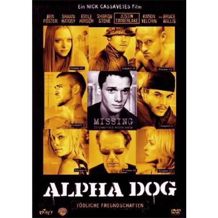 Alpha Dog - Tödliche Freundschaften (DE, EN)
