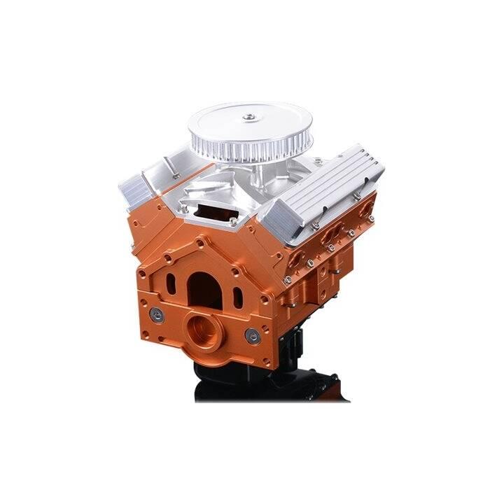 RC4WD Coperchio motore V8 Motore