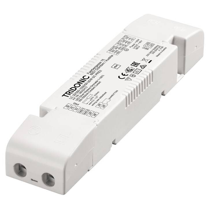 TRIDONIC BasicDim LC 25W 350-1050mA SC Pre2 Bloc d'alimentation