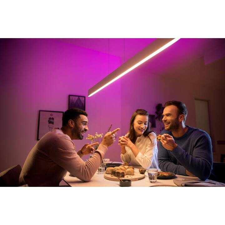 PHILIPS Pendelleuchte Hue Ensis White & Color Ambiance BT (LED)