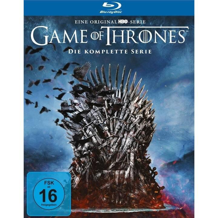 Game of Thrones - Die komplette Serie (EN, DE)