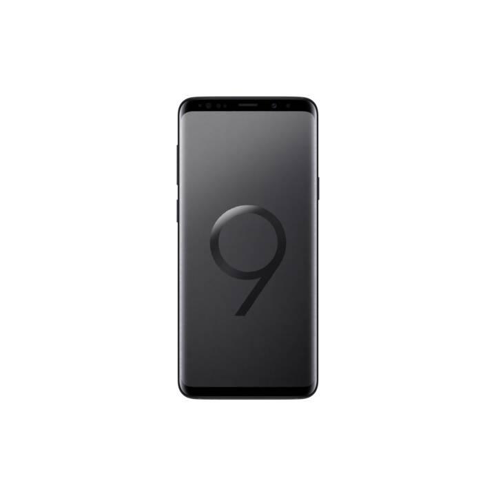"""SAMSUNG Galaxy S9+ (6.2"""", 64 GB, 12 MP, Midnight black)"""