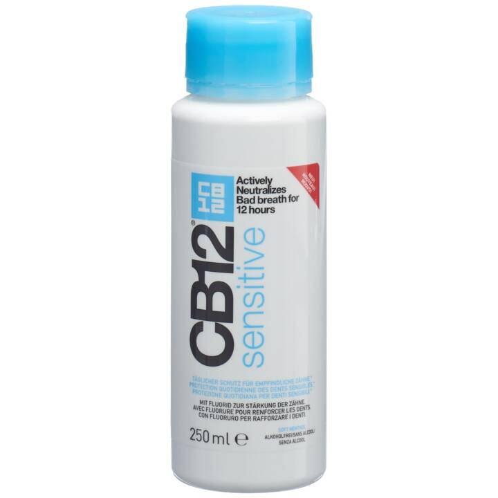 CB12 Collutoire Sensitive (250 ml)