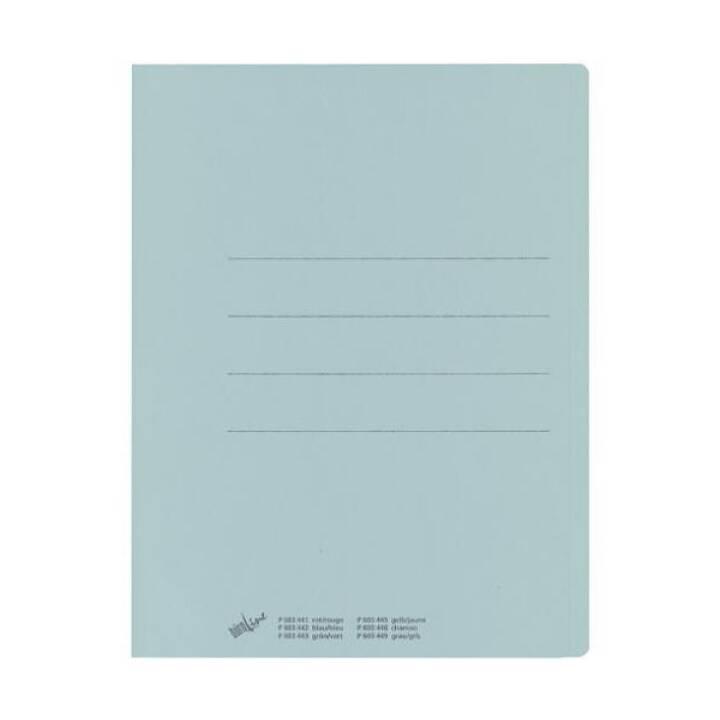 Inserti BIELLA, A4, blu, 50 pz.