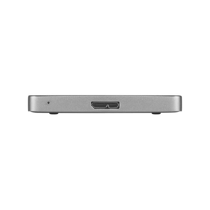 VERBATIM Store 'n' Go (USB 3.2, 2000 GB, Argento)