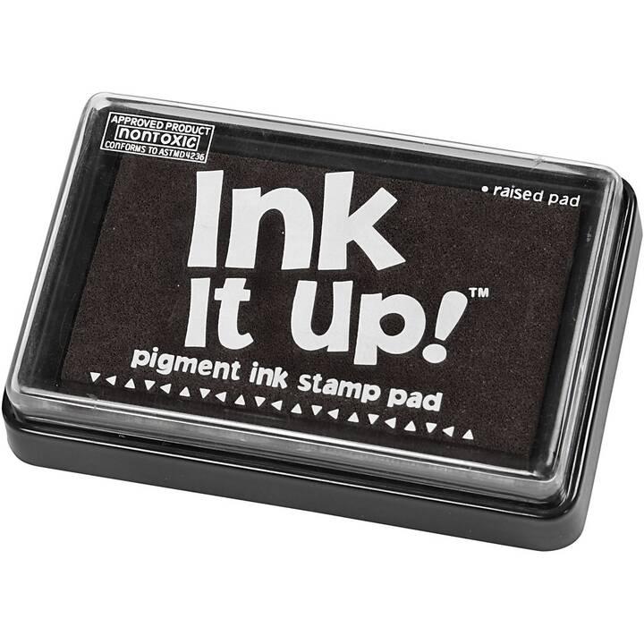 CREATIV COMPANY Couleur d'encre Ink it up Noir Rouge (1 pièce)