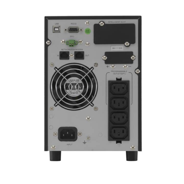 ONLINE USV Xanto 1500 Unterbrechungsfreie Stromversorgung USV (1500 VA, 1500 W, Online)
