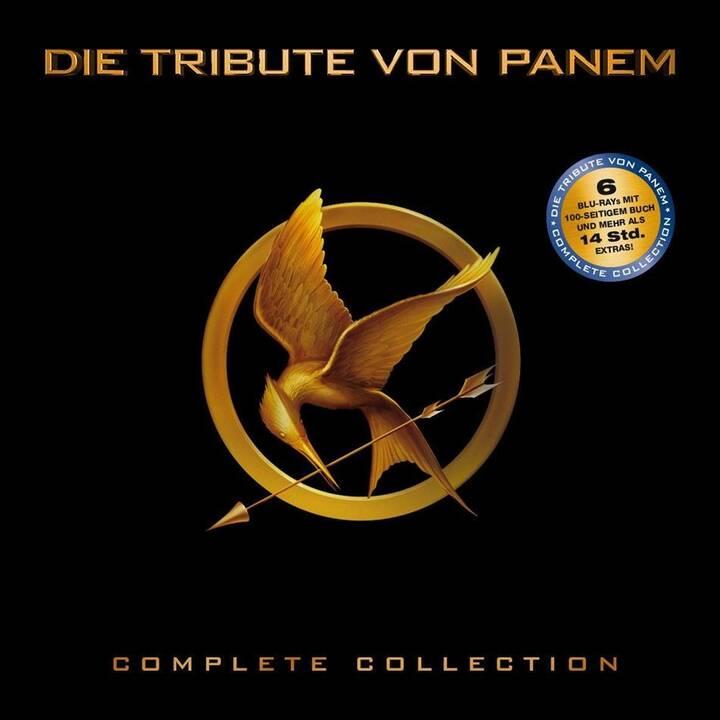 Die Tribute von Panem - Complete Collection (DE, EN)