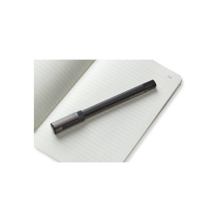 MOLESKINE Carnets Smart Writing Set Ellipse (A5, Ligné)
