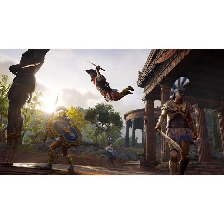 SONY Playstation 4 Slim Jet Black 1 TB inkl. Assassin's Creed Odyssey (DE/FR/IT)