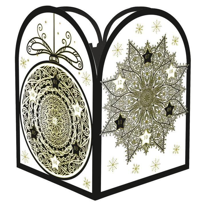 ARS EDITI Adventskalender 28x56cm