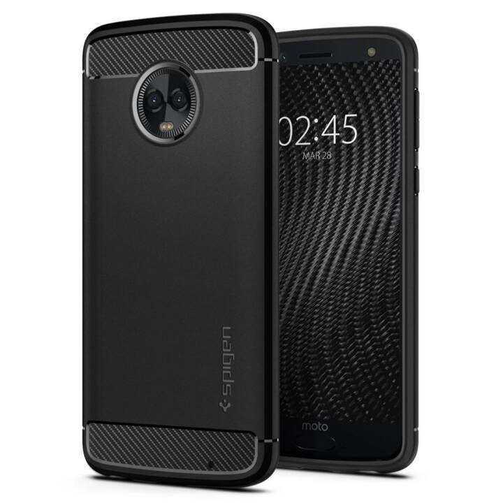 SPIGEN Rugged Armor, Motorola Moto G6 Plus