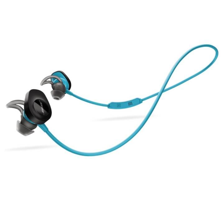 Cuffie auricolari BOSE In-Ear SoundSport wireless Blu