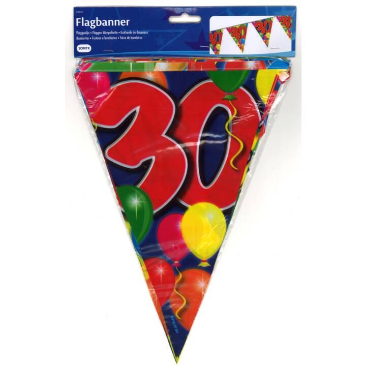 FOLAT Décoration de fête Birthday