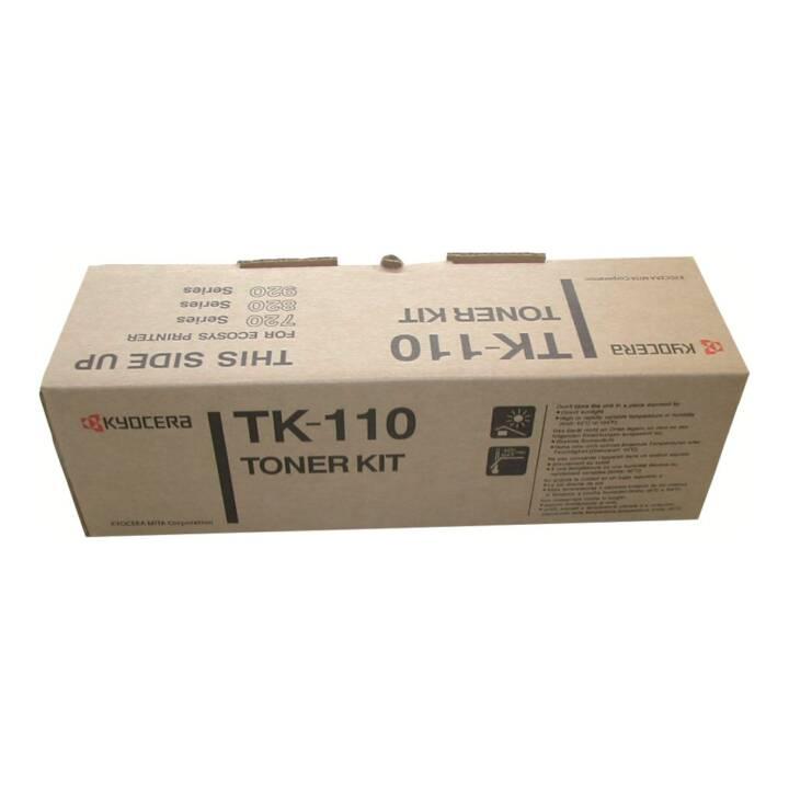 KYOCERA TK-110 Toner, Schwarz, 6000 Seiten