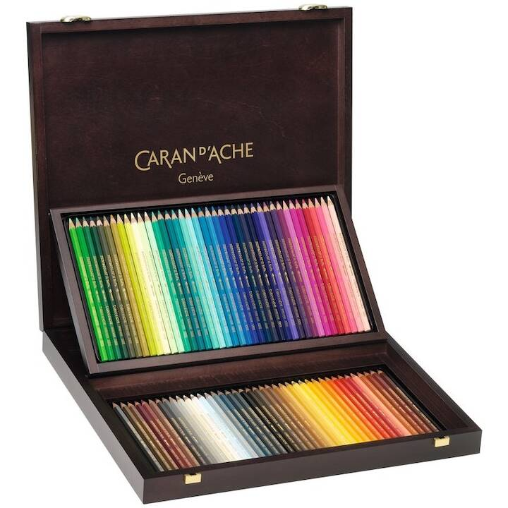 CARAN D'ACHE Matite colorate Supracolor Soft (80 pezzo)