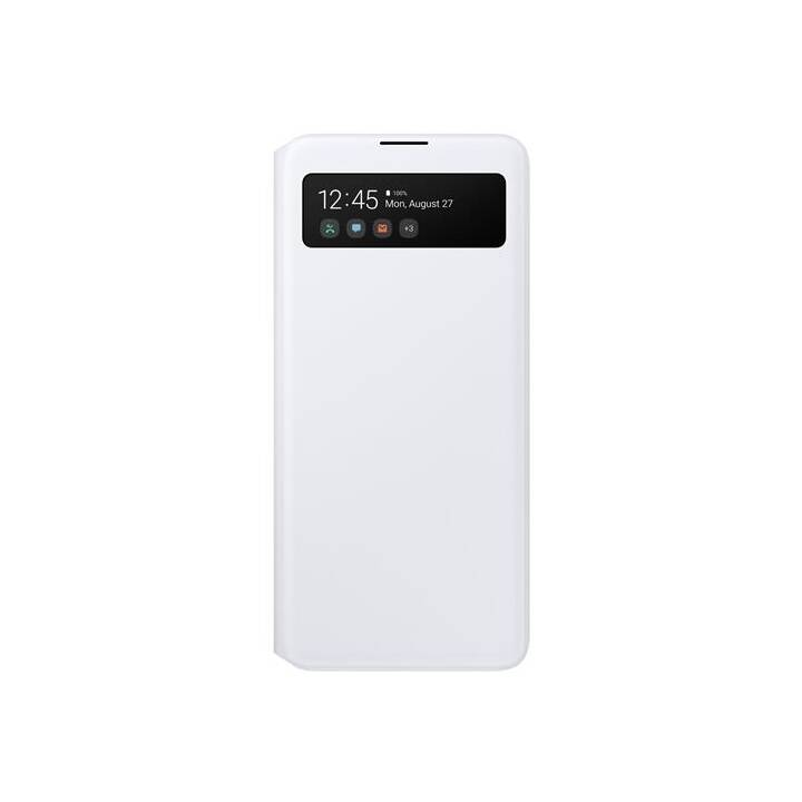SAMSUNG Flipcover S View Wallet Cover (Galaxy A51, Weiss)