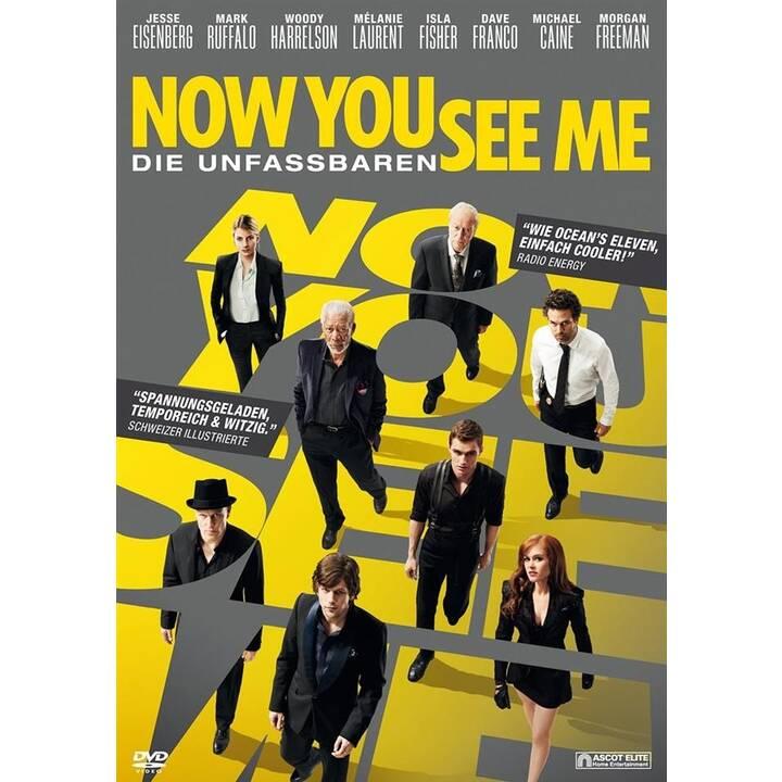 Now You See Me - Die Unfassbaren (DE, EN)