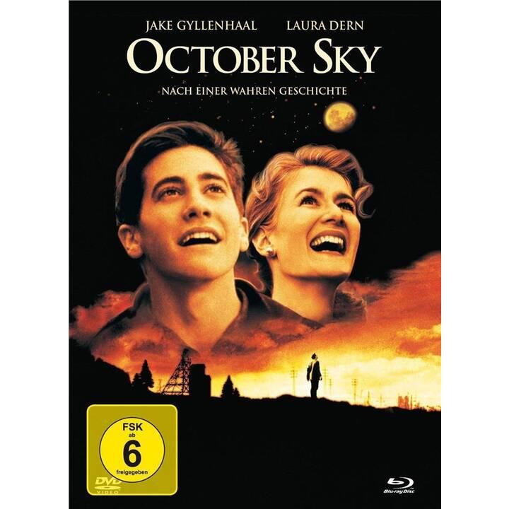 October Sky (Mediabook, DE, EN)