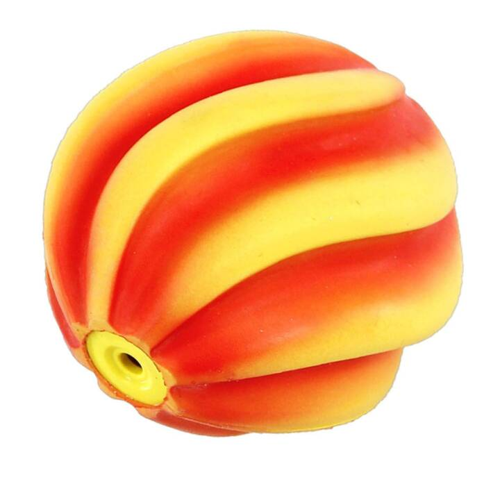 SWISSPET Wurfspielzeug Vulcano (Gummi, 7 cm)