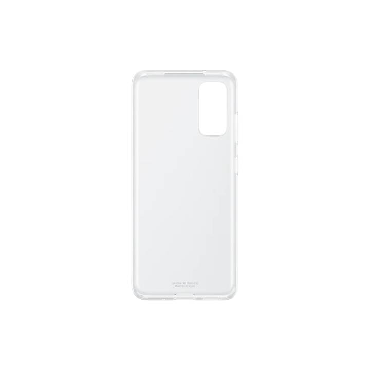 SAMSUNG Backcover Clear Cover (Galaxy S20, Transparente)