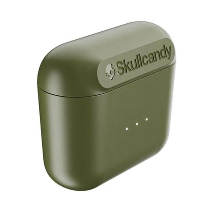 SKULLCANDY Indy Elevated (In-Ear, Bluetooth 5.0, Vert)