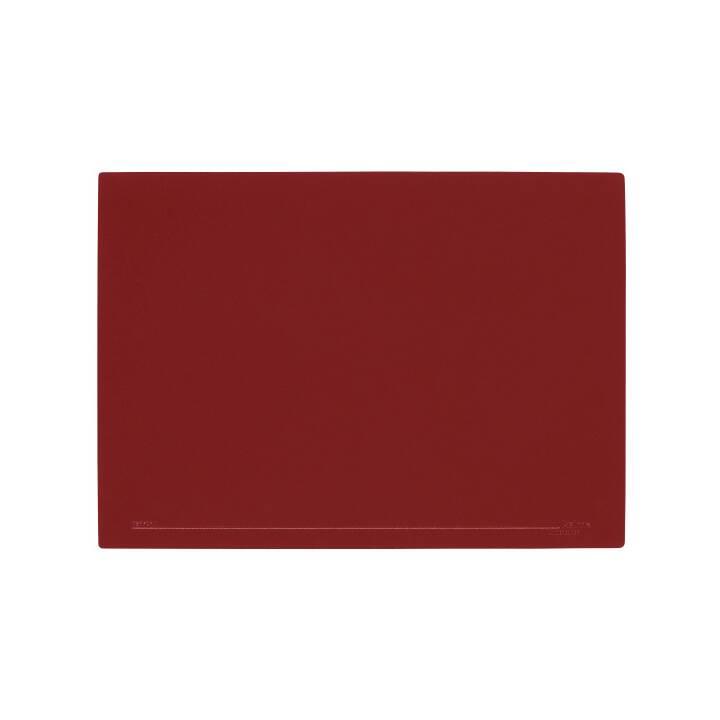KOLMA Schreibunterlage (Rot, 63 cm x 50 cm)