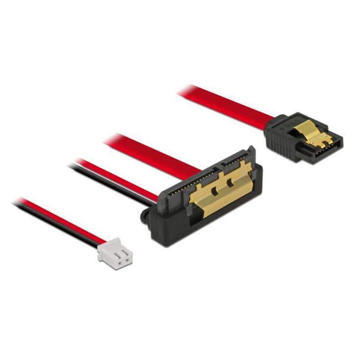 DELOCK SATA-Kabel - 20 cm